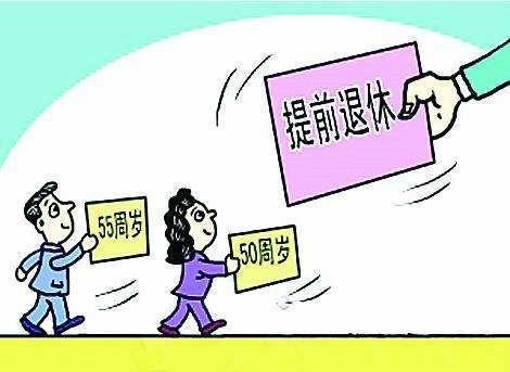 女职工提前退休条件有哪些? 第1张